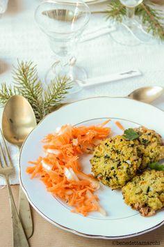 Crocchette di lenticchie e spinaci - Ricetta
