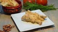 chef.bakumova КУЛИНАРИЯ: Сациви с курицей. Грузинское блюдо.