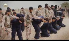 Islamischer Staat: Enthauptungsvideo mit professionellen Mitteln gedreht