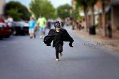 Kreations Photography / Outdoor Photography / Batman / Superhero Toddler