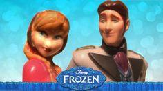 Disney Princess Cinderella, Frozen Princess, Princess Anna, Frozen Elsa And Anna, Disney Frozen, Rainbow Toys, Prince Hans, Frozen Dolls, Queen Elsa