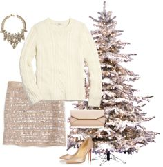 Perfect Christmas Party Look