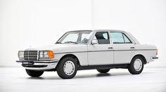 1978 Mercedes-Benz 280E W123