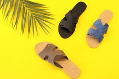 Our handcrafted luxury Greek sandals are made of exceptional quality leather, meticulously designed, using traditional techniques passed down from generation to generation for centuries. In Greece, we make leather sandals for thousands of years. Greek Sandals, Gladiator Sandals, Apollo And Artemis, Ancient Greece, Ancient Egypt, Archipelago, Olympians, Leather Sandals, Most Beautiful Pictures