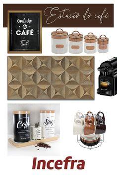 O café é uma paixão nacional! E por conta disso, o cantinho do café tem sido uma das tendências mais usadas na decoração de salas, cozinhas e até mesmo escritórios. Que tal criar o seu espaço perfeito utilizando nossos produtos?  Ref. HDM36620R | 35x74cm | Acetinado #cafe #estacaodocafe #cantinhodocafe #inspiracao #decor #piso #ceramica #incefra #grupofragnani
