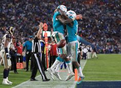 There's definitely something different about this Miami Dolphins team. And it was evident when the Dolphins scored touchdowns on their final two possessions to record a remarkable 14-10 victory over the Los Angeles Rams and extend their winning streak to five games.