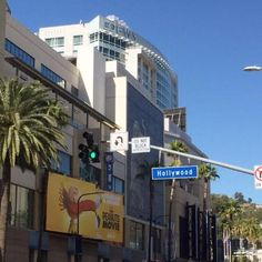 Loews Hollywood Hotel sits directly behind the Dolby Theatre where the Academy Awards hands out their Oscars.  --- Photo of Glitterati Tours #Oscars #AcademyAwards #DolbyTheatre #LoewsHotel #Hollywood
