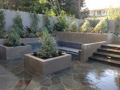Maria's yard Outdoor Spaces, Outdoor Decor, Yard, Patio, Kitchen, Plants, Home Decor, Gardens, Verandas