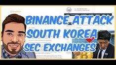 Binance, South Korea, and SEC Regulation sink Bitcoin