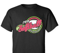 21 Best Softball T-Shirt Designs images in 2019 | Shirt ...
