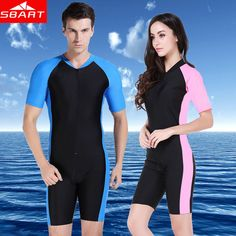 Cheap clothes companies, Buy Quality clothes web directly from China clothes packaging Suppliers: 2016 Anti-UV Wetsuit Men Short Sleeve Wet Suit Shorty Lycra Dive Skins Swimming Wetsuits Man Sucba Diving Clothes Big Sa