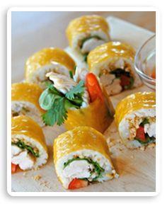 Gluten Free Wraps | Nigiri Alternative- lots of variety, gotta try these!