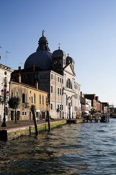 Giduecca, Venice in Italy