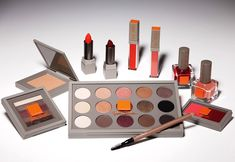 MAC Brooke Shields Fall 2014 Collection- Got to have the 15 shadow pallette and the burgundy Lipstick!!!