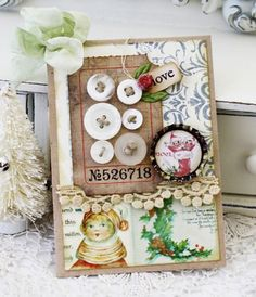 From Melissa Phillips in Caliente, Nevada, USA.  etsy shop: Lily Bean Paperie
