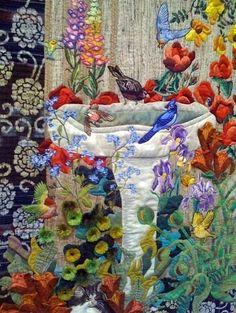 art quilts pinterest | Bath Time | Quilts-Art