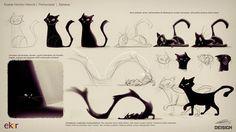 DEISIGN: Character Design Project Walkthrough   Client:  ★ Find more at http://www.pinterest.com/competing/ELKAR Publishing