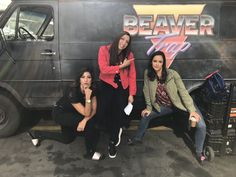 The Original American Kustom Vans Association Brooklyn Nine Nine Funny, Brooklyn 9 9, Best Tv Shows, Movies And Tv Shows, Beaver Trapping, Chelsea Peretti, Jake And Amy, I Miss You Guys, Andy Samberg