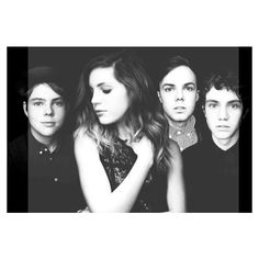 Echosmith Release New Acoustic EP Warner Bros Records ❤ liked on Polyvore