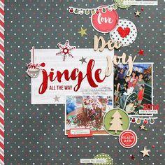 Jingle all the Way - Scrapbook.com