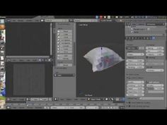 Quick Pillows In Blender Tutorial By J.Y.Amihud - YouTube
