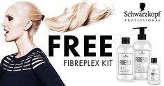 Chance for a Free Schwarzkopf Fibreplex Kit