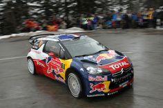 Sebastien Loeb Pictures - FIA World Rally Championship Montecarlo