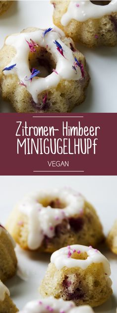 Mouth Watering Large-Protein Breakfast Recipes For Vegetarians - My Website Summer Cakes, Lemon Desserts, Recipe For Mom, Delicious Vegan Recipes, Mini Cakes, Baking Recipes, Lemon Recipes, Breakfast Recipes, Easy