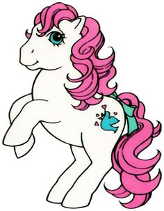 allis-mlp: Scanned mlp sticker ~ Truly