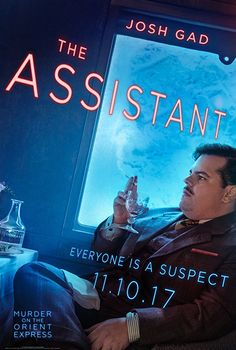 Josh Gad is The Assistant