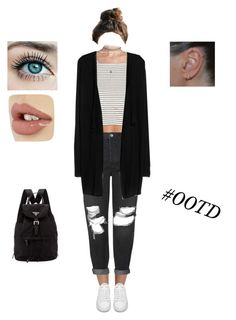 """Óutfit Of The Day"" by dreambreatherbb ❤ liked on Polyvore featuring Hanro, Cosabella, Topshop, Kenneth Cole, MANGO, Yves Saint Laurent, Wet Seal and Prada"