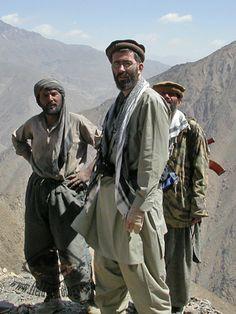 the Kalat mining area of eastern Afghanistan, 2006