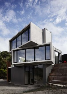 The Pod / Whiting Architects - Fragments of architecture