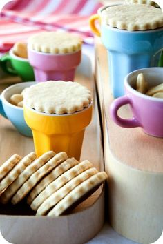 homemade Arrowroot cookies - grandma's going to try make these - will report back! #recipe
