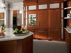 Dreamy Kitchen Storage Solutions | Kitchen Ideas & Design with Cabinets, Islands, Backsplashes | HGTV
