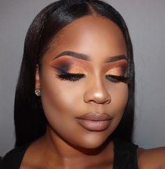 BLACK GIRL MAKE UP (IG: bicae)