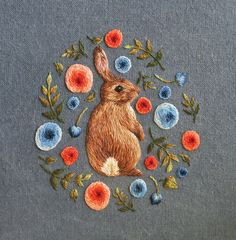 These Intricate Embroideries Are Absolutely Stunning