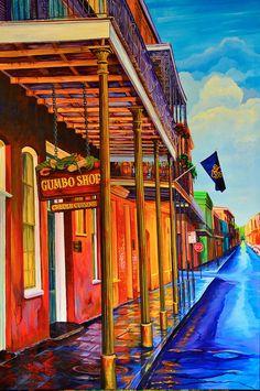 New Orleans, LA I feel that a Mardis Gras 1/2 Marathon is in my future!