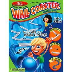 Knikkerbaan Starter Set - Wall Coaster