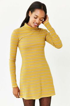 yellow dress urban outfitters ads