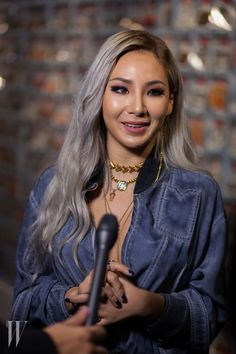 CL - 'Louis Vuitton Series 3' Opening Ceremony
