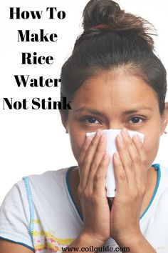Fermented rice water for hair smell. What can I put in my rice water to make it smell better? Rice water for hair growth recipe. #naturalhairgrowth #ricewaterrecipe #kinkyhairgrowth #curlyhairgrowth How To Grow Your Hair Faster, How To Grow Natural Hair, Grow Long Hair, Natural Hair Tips, Natural Hair Growth, Natural Hair Styles, Hair Remedies For Growth, Hair Loss Remedies, Afro Hair Care