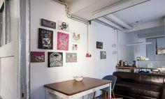 Zwei Arbeitsplätze in kreativer Bürogemeinschaft #Büro, #Bürogemeinschaft, #Office, #Coworking, #München, #Munich