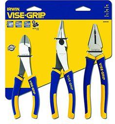 From 22.99:Irwin Visegrip 10505483 Pro Pliers Set