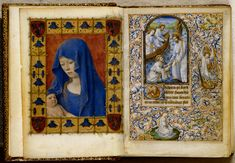 Books of Hours were 'the bestsellers' of the Middle Ages