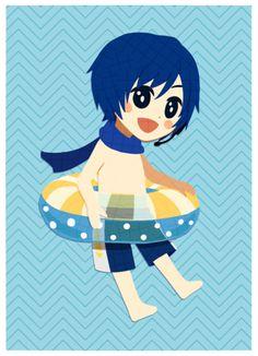 KAITO Swimwear by Ichimura
