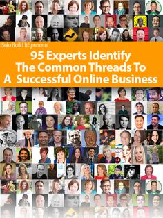 """95 Experts Reveal Their 3 """"Must-Do's"""" for Solopreneur Success via @solobuildit"""