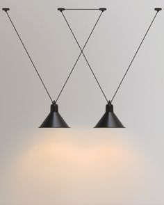 Acrobatic lamps and furniture devoid of ego