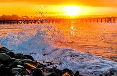 Ventura County, Celestial, Mountains, Sunset, Nature, Travel, Outdoor, Outdoors, Naturaleza