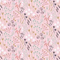 Summer seeds pattern by Bettyjoy